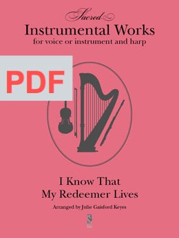 I Know That My Redeemer Lives - hp&instr