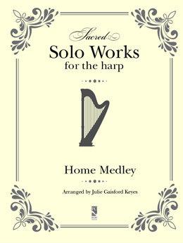 Home Medley - harp solo