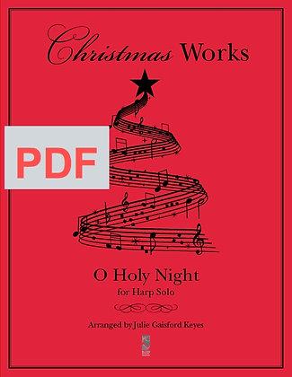 O Holy Night PDF Solo