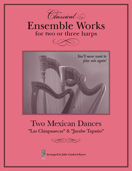 Two Mexican Dances - 2 - 3 harps
