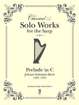 Prelude in C - harp solo
