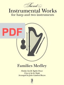 Families Medley - hp&2instr