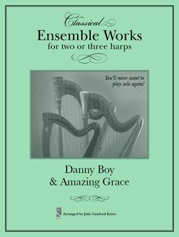Danny Boy & Amazing Grace  - 2 or 3 harps