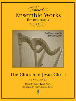 The Church of Jesus Christ - 2 harps