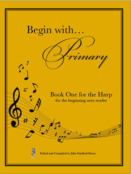 Begin With Primary - solo harp