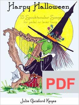 PDF Harpy Halloween