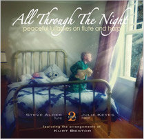 All Through the Night - CD Recording