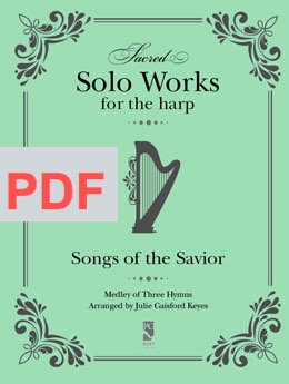 PDF Songs of the Savior Medley