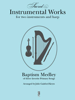 Baptism Medley - harp and two instruments