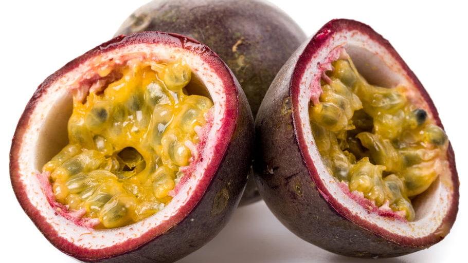 Fruit De La Passion Mûri sur l'Arbre /Portion de 300g