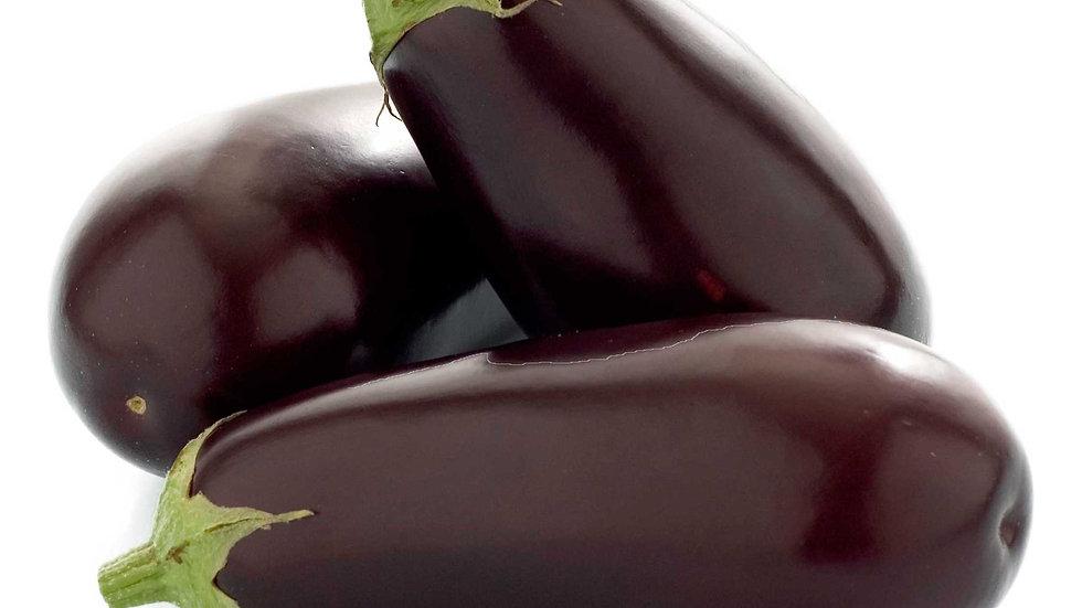Aubergine Portion 650g