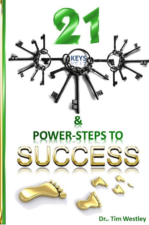 21 Keys & Power-Steps To SUCCESS