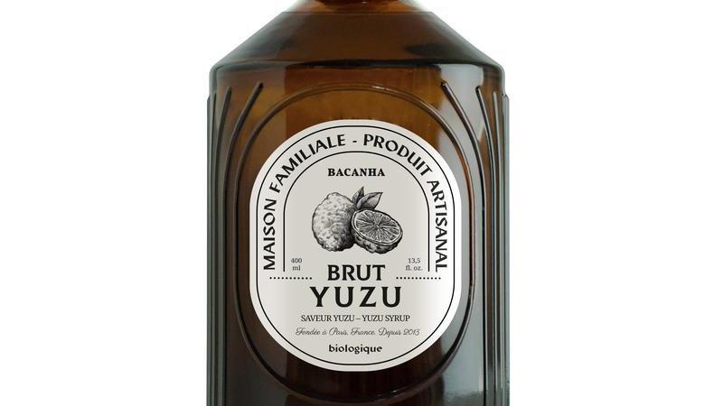 Sirop de Yuzu 400ml