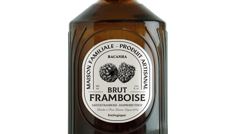 Sirop Framboise 400ml