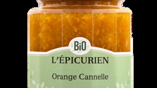 Confiture Orange-Canelle 210G