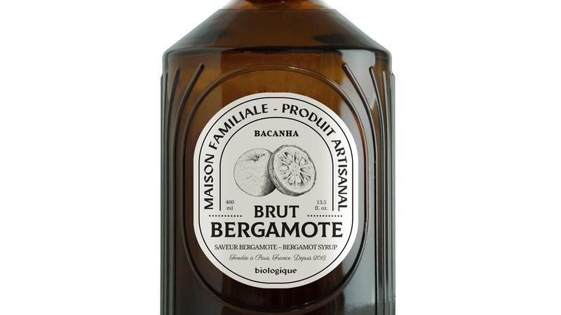 Sirop Bergamote 400ml