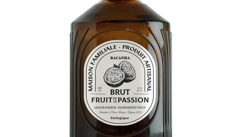 Sirop Fruit de la Passion 400ml