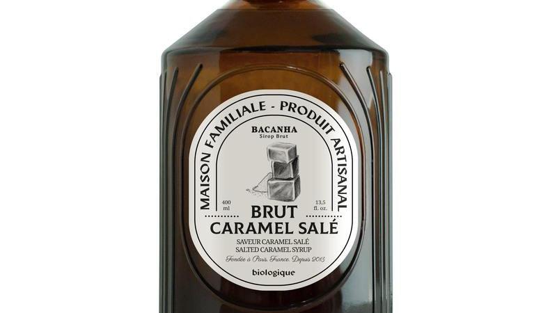Sirop Caramel Salé 400ml