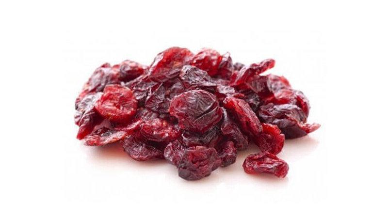 Cranberry Séché Barquette