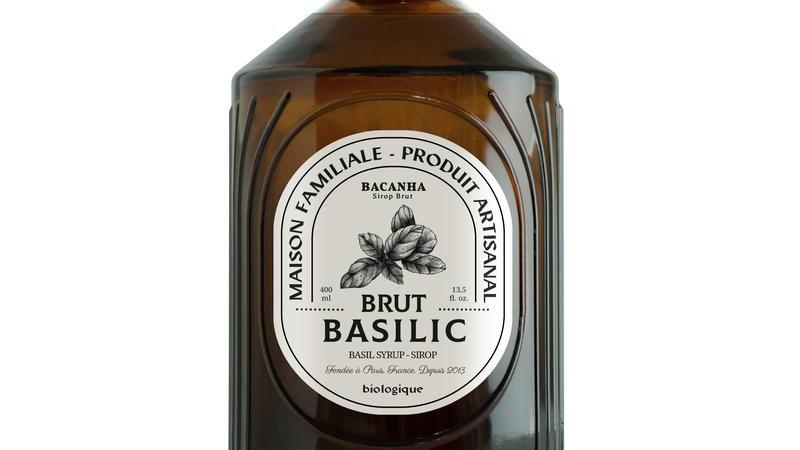 Sirop Basilic 400ml