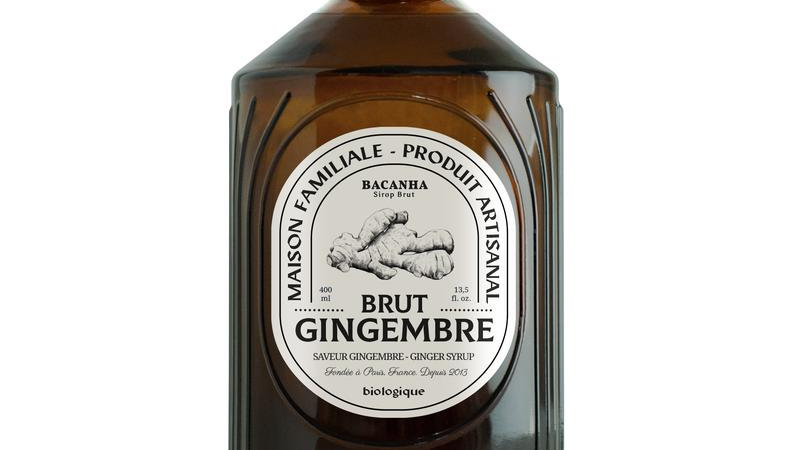Sirop Gingembre 400ml