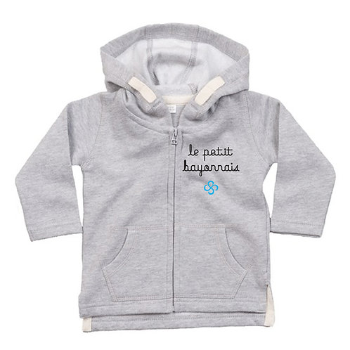 Sweatshirt Le petit bayonnais