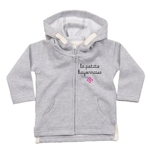 Sweatshirt La petite bayonnaise