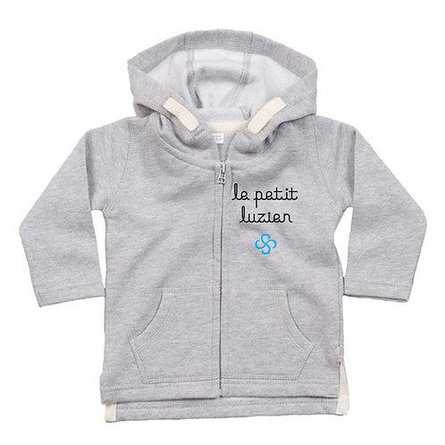 Sweatshirt Le petit luzien