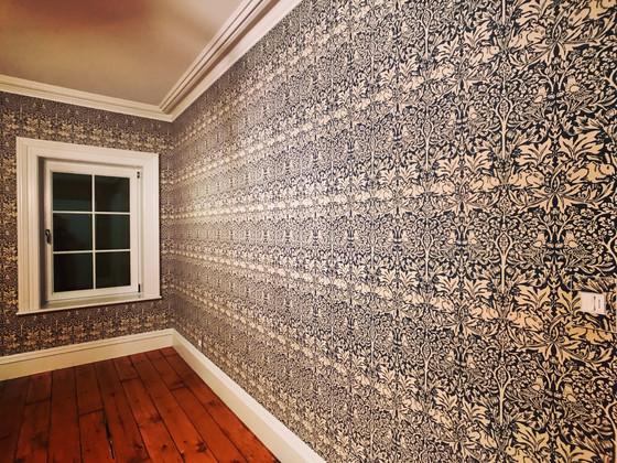 Morris & Co - Brer Rabbit Wallpaper