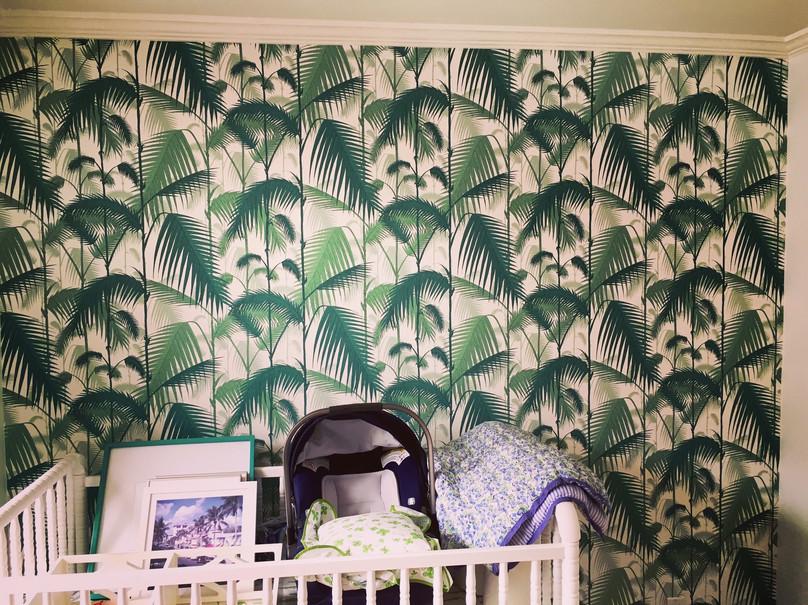Cole & Son - Palm Jungle