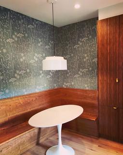 Paper Meadow Wallpaper In Charcoal