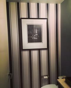 Graham & Brown Wallpaper - Orla Grey/Silver