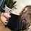 Thumbnail: Юбка  мини с бахромой