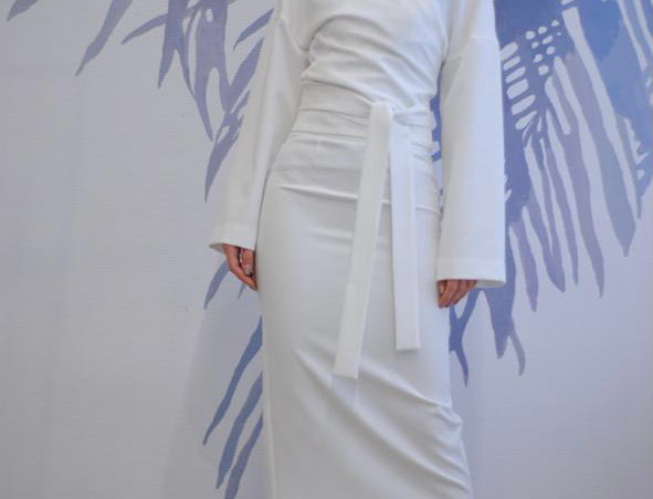Блузка Кимоно на запах