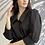 Thumbnail: Блузка с отложным воротничком