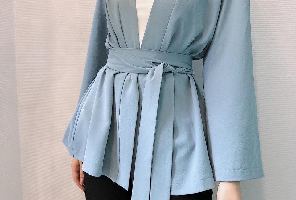 Рубашка кимоно