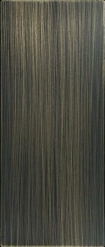 messing - gealtert - haarschliff - markant