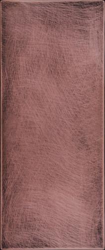 kupfer - gealtert - seidenschliff - dezent