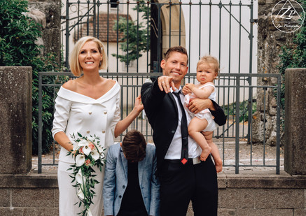Markus + Katharina + Marie + Chamo