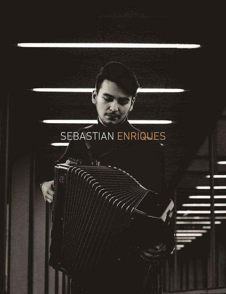Sebastian Enriques, Accordion, Portrait, Musician
