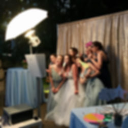 Phipps Conservatory Wedding Pittsburgh Photobooth