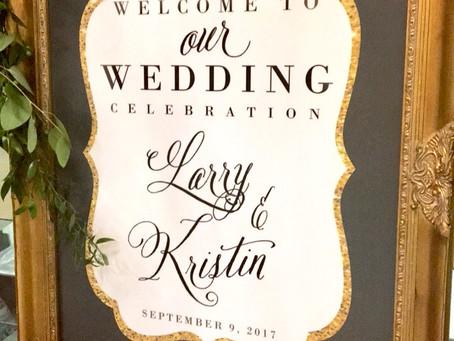 Kristin + Larry