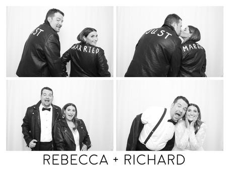 Rebecca & Richard {Wedding}