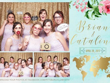 Catalina's & Brian's Wedding