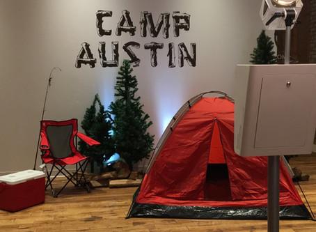 Camp Austin: Ericka's Baby Shower