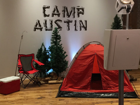 Camp Austin: Ericka's Baby Shower