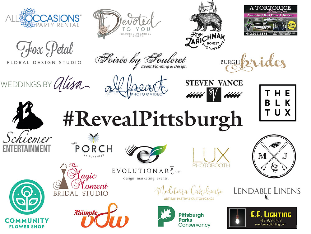 ReVeal Pittsburgh Wedding Vendors