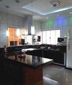 Cozinha Casa Amarela