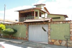 Fachada Casa Verde
