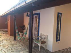 Varanda Casa Aconchego